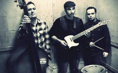 Spooky Town Trio en concert a La Sedeta