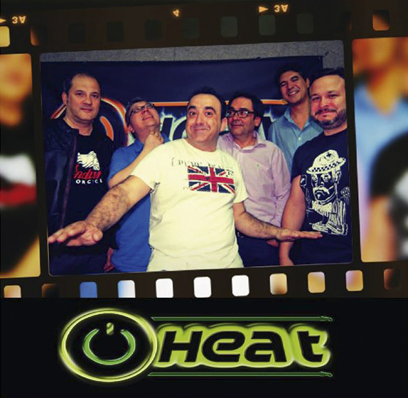 On Heat en concert a La Sedeta