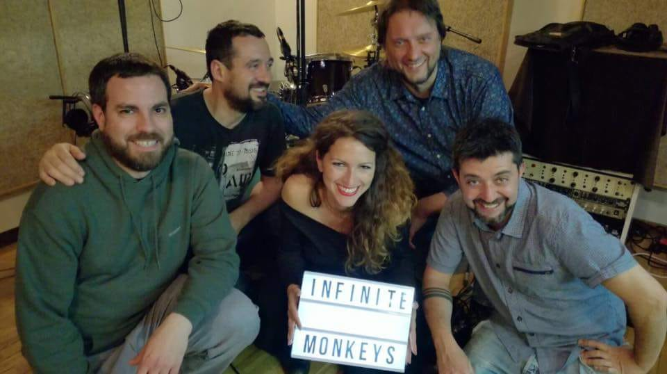 Infinite Monkeys en concert a La Sedeta