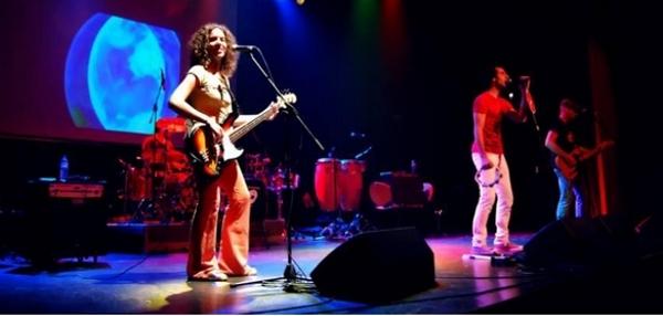 Los Eléctricos en concert a La Sedeta