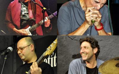 Blues Desfass en concert a La Sedeta