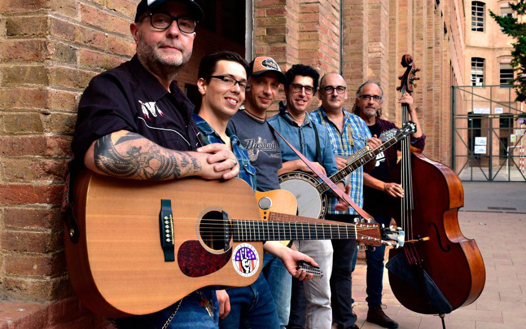 NEWGRASS REPUBLIC BAND en concert a La Sedeta